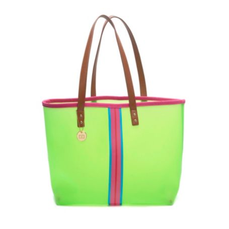 Image for JELLY CANVAS TRIM TOTE from Tommy Hilfiger USA