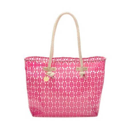 Image for ROPE CLEAR POOL TOTE from Tommy Hilfiger USA