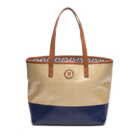 Image for DIP DYE TOTE from Tommy Hilfiger USA