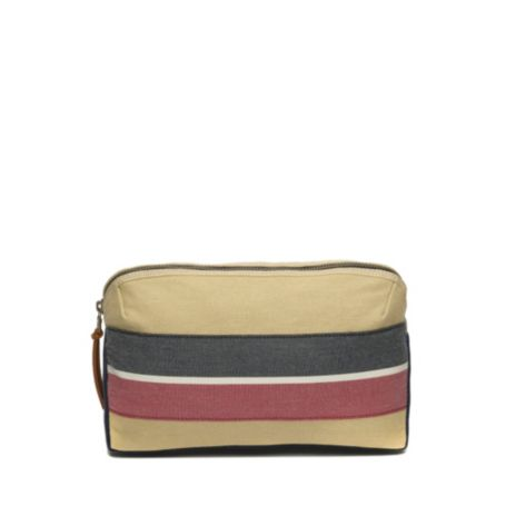 Image for CANVAS TOILETRY  KIT from Tommy Hilfiger USA
