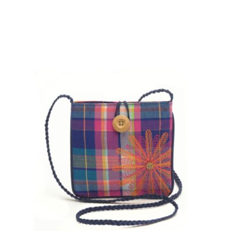 Image for PLAID CROSSBODY from Tommy Hilfiger USA