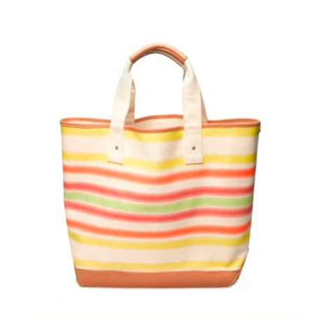 Image for BLURRY STRIPE TOTE from Tommy Hilfiger USA