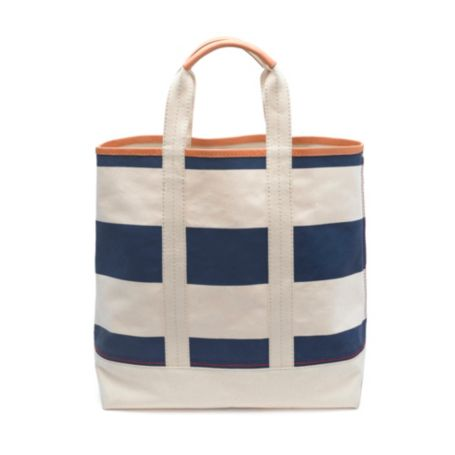 Image for RUGBY STRIPE TOTE from Tommy Hilfiger USA