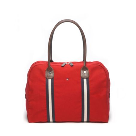 Image for COLORBLOCK TRAVEL TOTE from Tommy Hilfiger USA