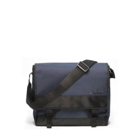 Image for SOLID MESSENGER BAG from Tommy Hilfiger USA