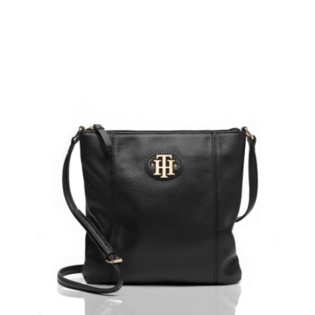 Image for MEDIUM LEATHER CROSSBODY from Tommy Hilfiger USA
