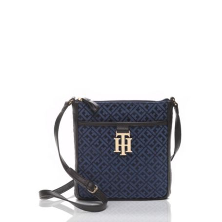 Image for TH MONOGRAM CROSSBODY from Tommy Hilfiger USA
