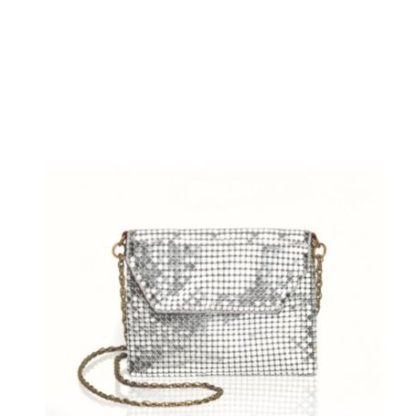 Image for CHAINMAIL FRAME POUCH from Tommy Hilfiger USA