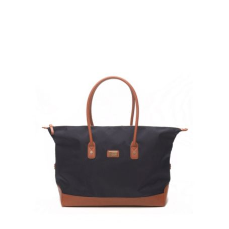 Image for NYLON TRAVEL TOTE from Tommy Hilfiger USA