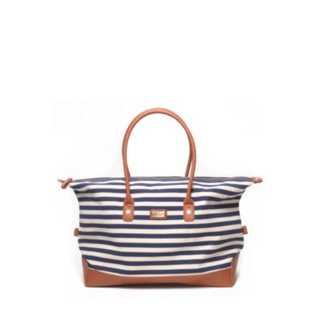 Image for HORIZONTAL TRAVEL TOTE from Tommy Hilfiger USA