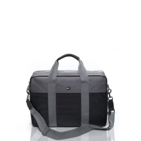 Image for COLORBLOCK BRIEFCASE from Tommy Hilfiger USA