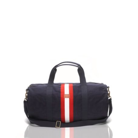 Image for CENTER STRIPE DUFFLE from Tommy Hilfiger USA