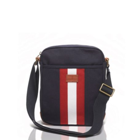 Image for CENTER STRIPE CAMERA BAG from Tommy Hilfiger USA
