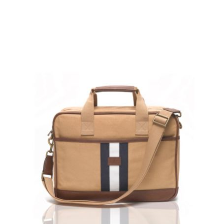 Image for CENTER STRIPE BRIEFCASE from Tommy Hilfiger USA