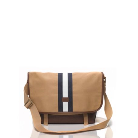 Image for CENTER STRIPE MESSENGER from Tommy Hilfiger USA