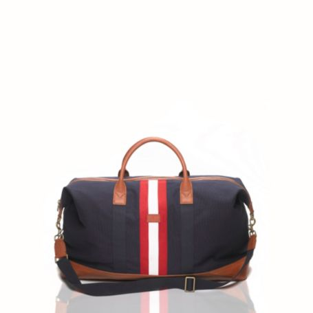 Image for CENTER STRIPE WEEKENDER DUFFLE from Tommy Hilfiger USA