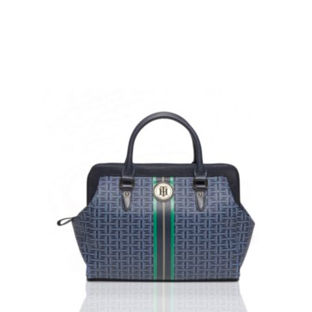 Image for FRAME SATCHEL from Tommy Hilfiger USA
