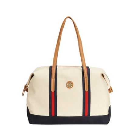 Image for CLASSIC TRAVEL TOTE from Tommy Hilfiger USA