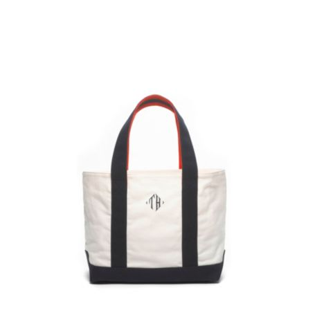 Image for SMALL CLASSIC WEB TOTE from Tommy Hilfiger USA