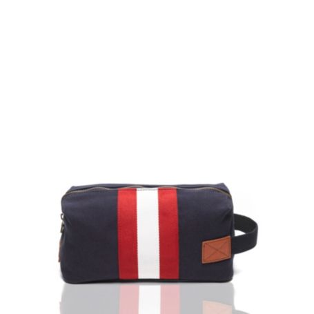 Image for CENTER STRIPE TRAVEL DOPP KIT from Tommy Hilfiger USA