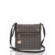SIGNATURE JACQUARD CROSSBODY $48.00