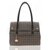 SIGNATURE SHOULDER BAG $89.99