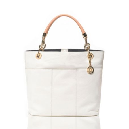 Image for HYANNIS TOTE - WHITE from Tommy Hilfiger USA
