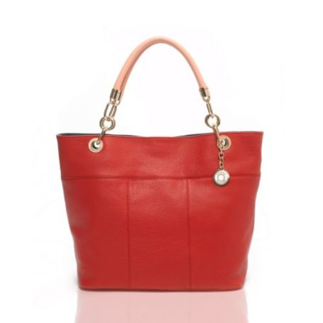 Image for HYANNIS TOTE - RED from Tommy Hilfiger USA