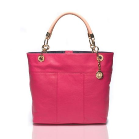 Image for HYANNIS TOTE - PINK from Tommy Hilfiger USA