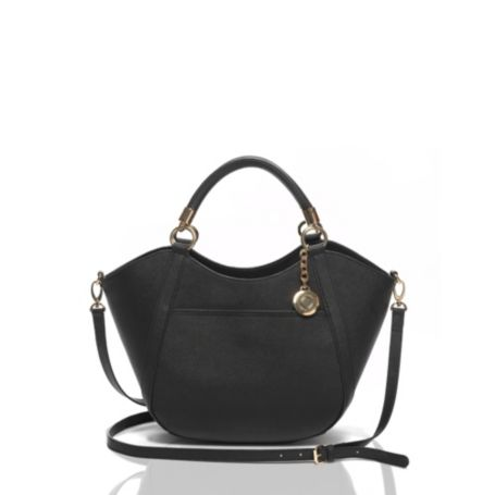 Image for SAFFIANO CONVERTIBLE SHOPPER from Tommy Hilfiger USA