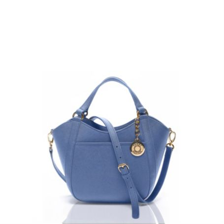 Image for SAFFIANO MINI CONVERTIBLE SHOPPER from Tommy Hilfiger USA
