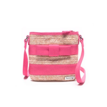 Image for STRAW CROSS BODY from Tommy Hilfiger USA