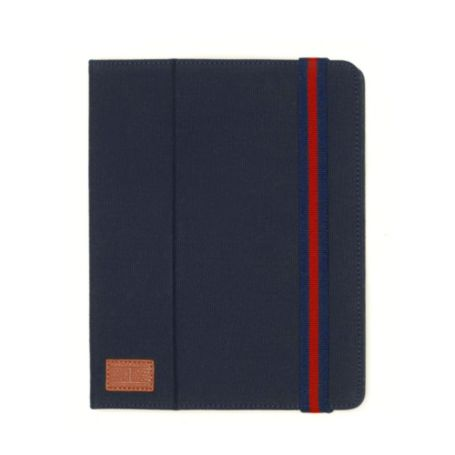 Image for CANVAS STRIPE IPAD CASE from Tommy Hilfiger USA