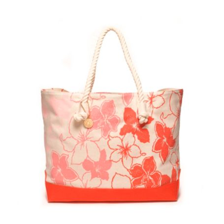 Image for FLOWER TOTE from Tommy Hilfiger USA