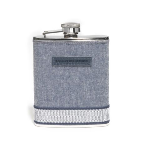Image for CHAMBRAY FLASK from Tommy Hilfiger USA