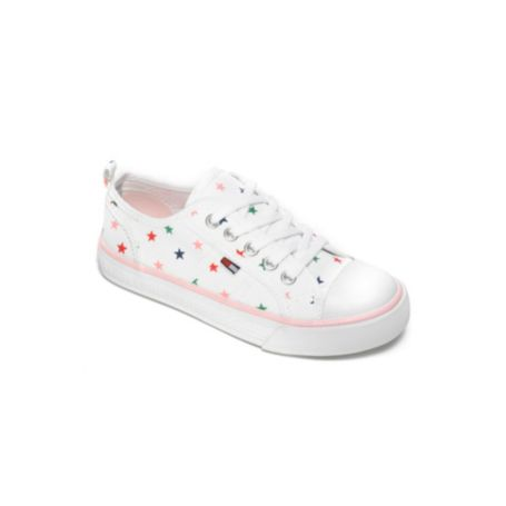 Image for STAR PRINT LACE UP SNEAKER from Tommy Hilfiger USA