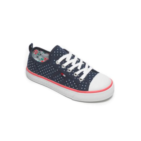 Image for MINI DOT HIGH TOP SNEAKER from Tommy Hilfiger USA