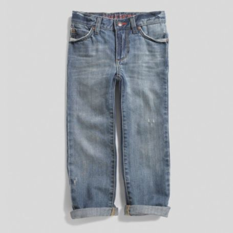 Image for STRAIGHT LEG JEAN VINTAGE WASH from Tommy Hilfiger USA