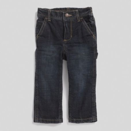 Image for CARPENTER EWAIST JEAN DARK WASH from Tommy Hilfiger USA