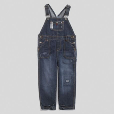 Image for OVERALL MEDUIM WASH from Tommy Hilfiger USA