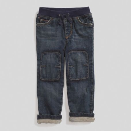 Image for JERSEY LINED E-WAIST JEAN from Tommy Hilfiger USA