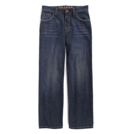 Image for LOOSE LEG JEAN DARK WASH from Tommy Hilfiger USA