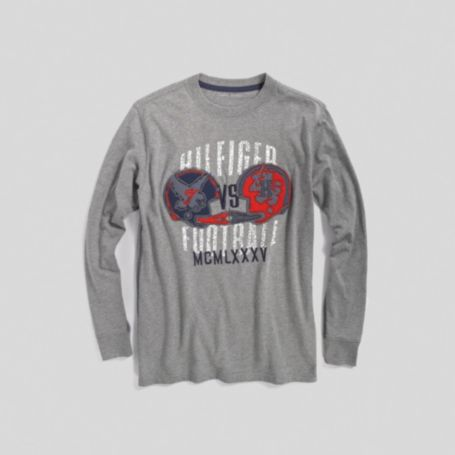 Image for GRAPHIC LONG SLEEVE from Tommy Hilfiger USA