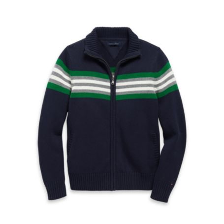 Image for ZIP IT SWEATER from Tommy Hilfiger USA
