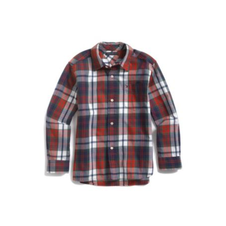 Image for PLAID WOVEN from Tommy Hilfiger USA