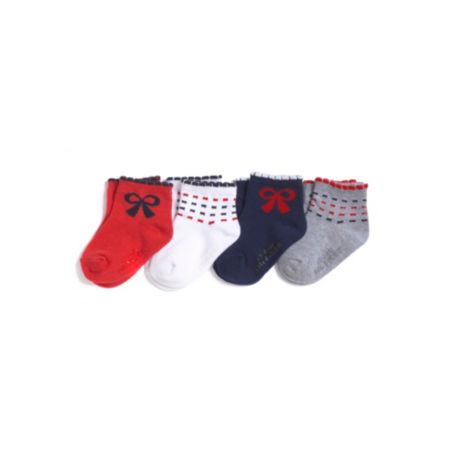 Image for INFANT BOW 4 PACK from Tommy Hilfiger USA