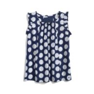 PRINTED DOT TOP $26.99