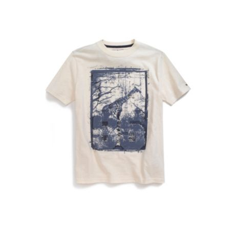 Image for SAFARI GRAPHIC TEE from Tommy Hilfiger USA