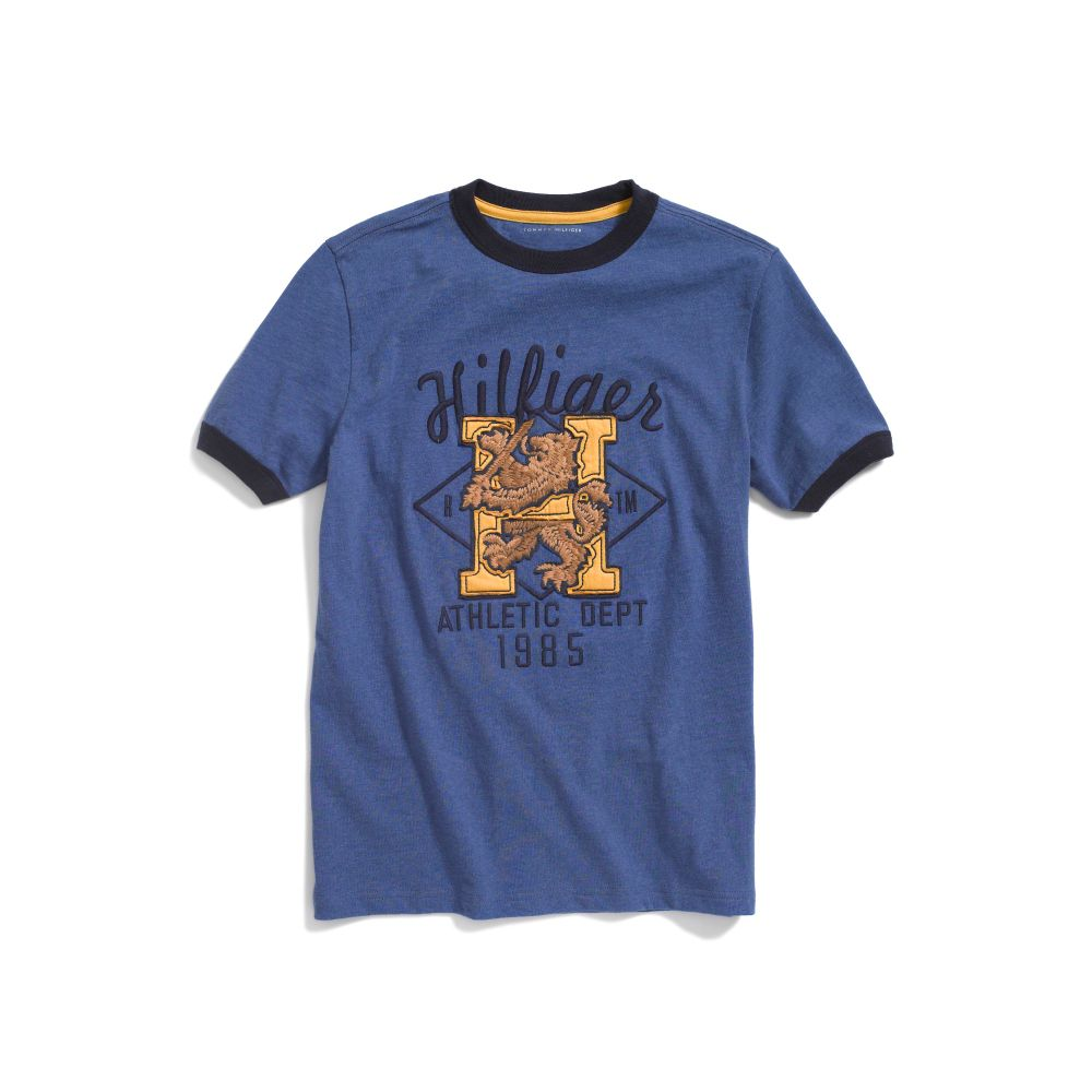 Image for RINGER TEE from Tommy Hilfiger USA