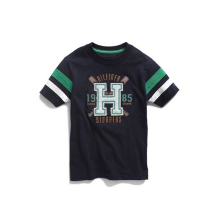 Image for BASEBALL GRAPHIC TEE from Tommy Hilfiger USA